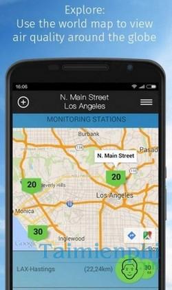 download air visual cho android