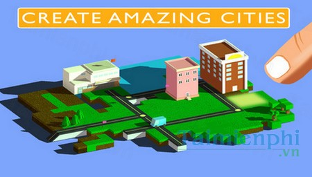 download blox 3d city creator cho iphone