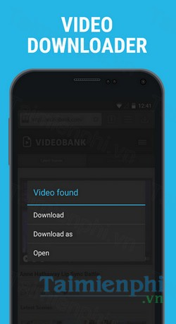 download downloader private browser cho android