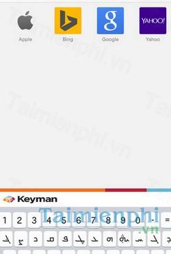 download keyman pro cho iphone
