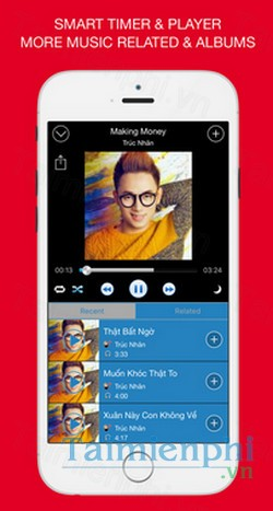 download trum mp3s cho iphone
