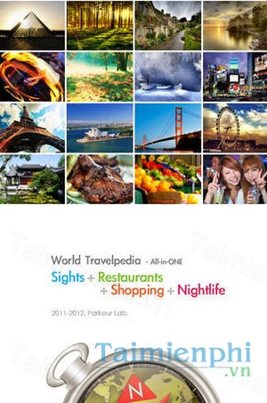 download world travelpedia all in one cho iphone