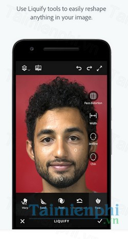 download adobe photoshop fix cho android