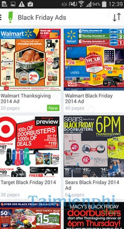 download black friday shopping cho android