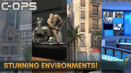 download citical ops cho android