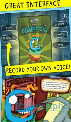 download gilbert gas cho iphone