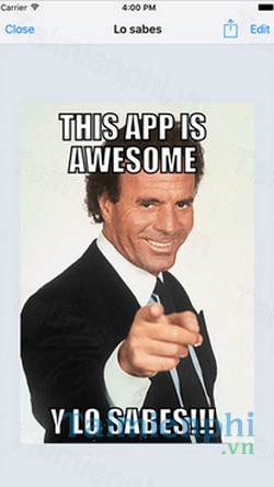 download meme generato free cho iphone
