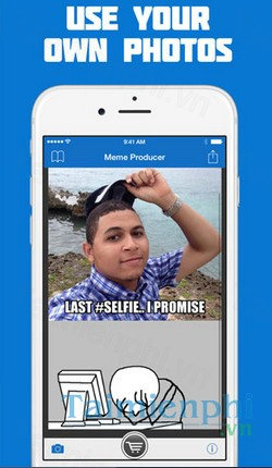 download meme producer cho iphone