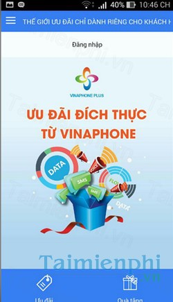 download vinaphone plus cho iphone