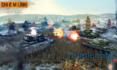 download world of tanks blitz cho android