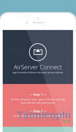 download airserver connect cho iphone