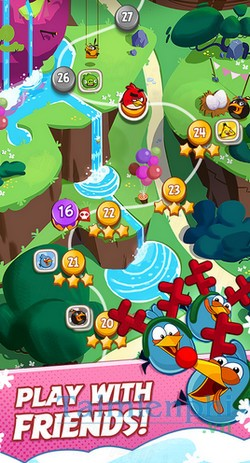 download angry birds blast cho android