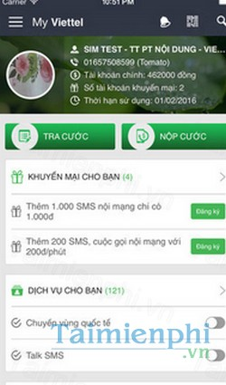download my viettel cho iphone