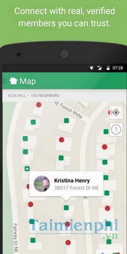 download nextdoor cho android