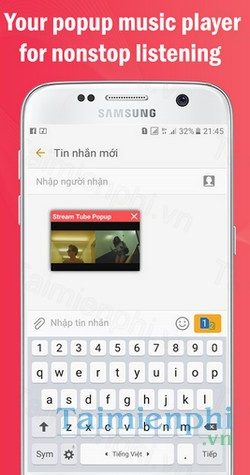 download stream tube cho android