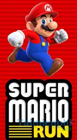 download super mario run cho iphone