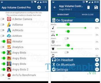 download app volume control