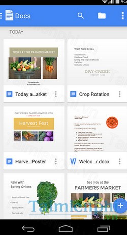 download google docs for android