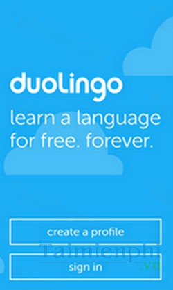 download duolingo cho windows phone