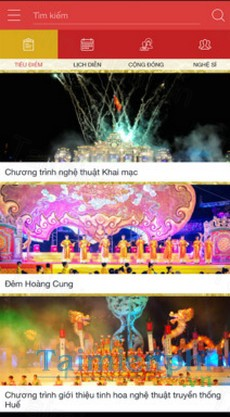 download hue festival cho iphone