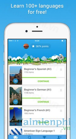 download memrise cho iphone