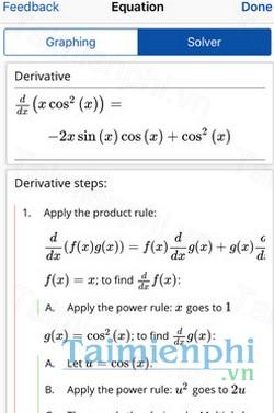 download mathpix cho iphone