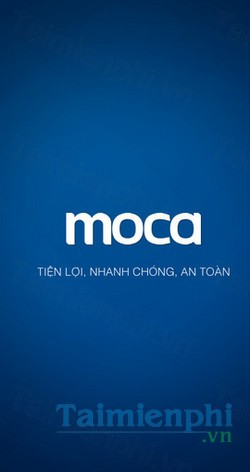 download moca cho iphone