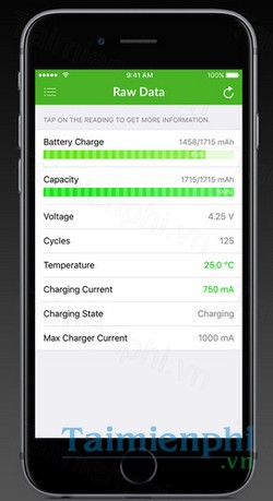 download battery life cho iphone