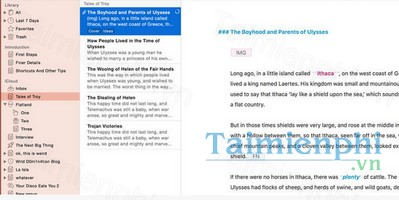 download ulysses cho iphone