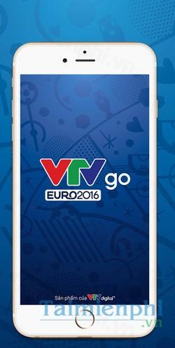 download vtvgo euro 2016 cho ios