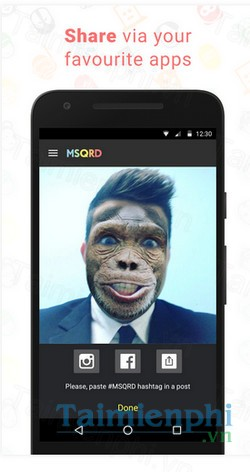 download msqrd cho android