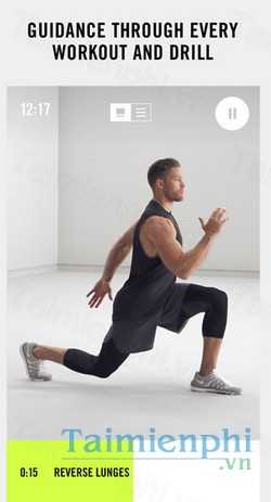 download nike training club cho iphone