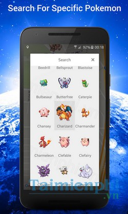 download poke radar cho android