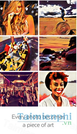 download prisma cho iphone