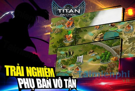 download titan dai chien cho android