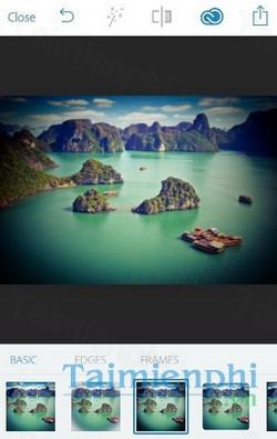 download adobe photoshop express cho iphone