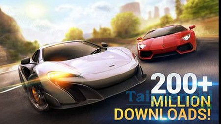 download asphalt 8 cho windows phone