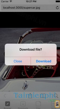 download browser and file manager for documents cho iphone