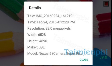 download camera super pixel cho android