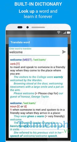 download learn english listening esl cho android