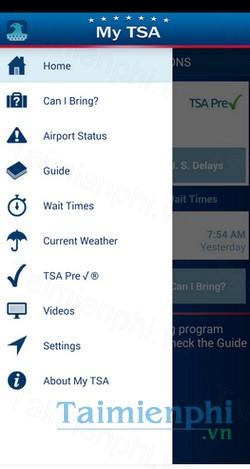 download my tsa cho iphone