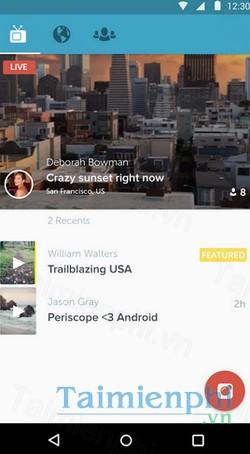 download periscope cho iphone