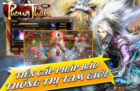 download phong than 3d cho android