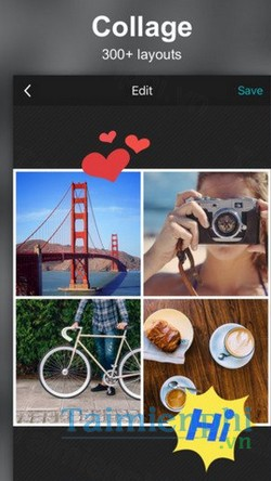 download photo grid cho iphone