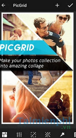 download picgrid cho android