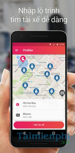 download pinbike cho android