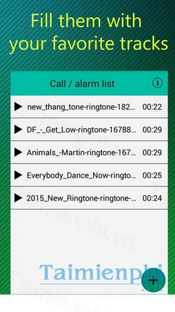 download randtune cho android