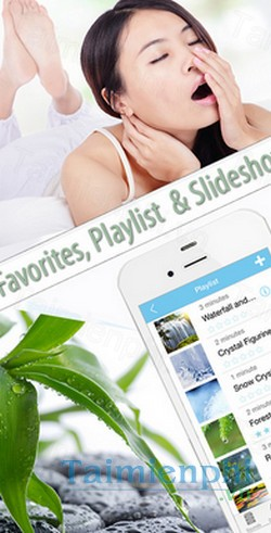 download relaxing sounds of nature lite cho iphone