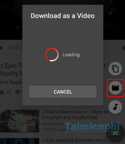 download savetube cho android