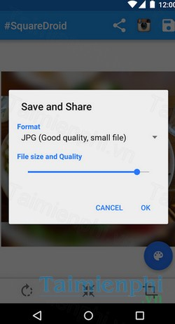 download squaredroidfull photo no crop cho android